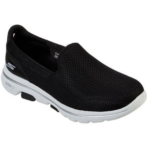 Skechers Gowalk 5 - Black/white - Buy online at Northern Shoe Store