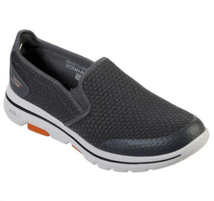 SKECHERS GO WALK 5 APPRIZE - Charcoal - Buy Online at Northern Shoe Store
