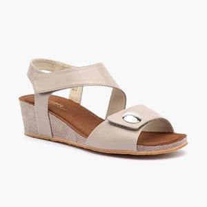Silver Lining Kylie - Taupe - Buy Online at Northern Shoe Store