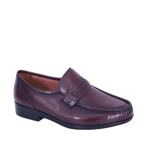 Slatters Madrid - Burgundy - Buy Online at Northern Shoe Store