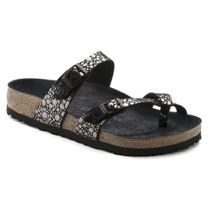 Birkenstock Mayari - Metallic Stone Black - Buy Online at Northern Shoe Store