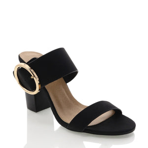 Billini Netti - Black Nubuc - Buy Online at Northern Shoe Store