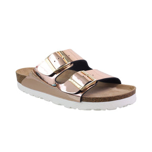 Silver Lining Hawaii Print - Rose Gold - Buy Online at Northern Shoe Store