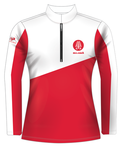 Marilyn Chychota Coaching -  Women's Performance Quarter Zip Pullover *PREORDER*