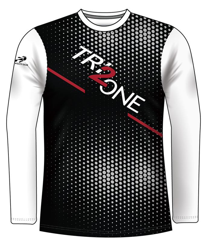 [Sample TEAM] CORE Performance Long Sleeve Shirt *PREORDER*