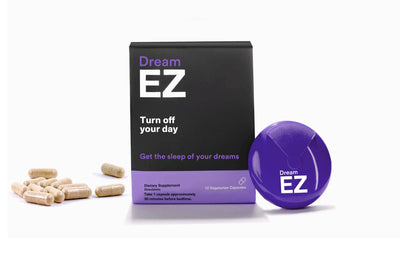 Dream EZ Natural Sleep Aid - 40% Off