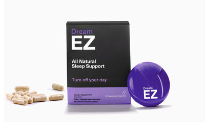 Dream EZ - Natural Sleep Aid