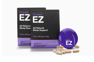 Dream EZ - Natural Sleep Aid Canada