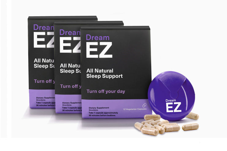 Dream EZ: Natural Sleep Aid