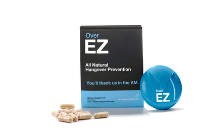 Over EZ - Hangover Prevention - 40% Off
