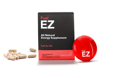 Fuel EZ: Natural Energy Supplement