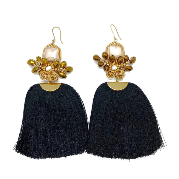 Lucy Waterfall Tassels