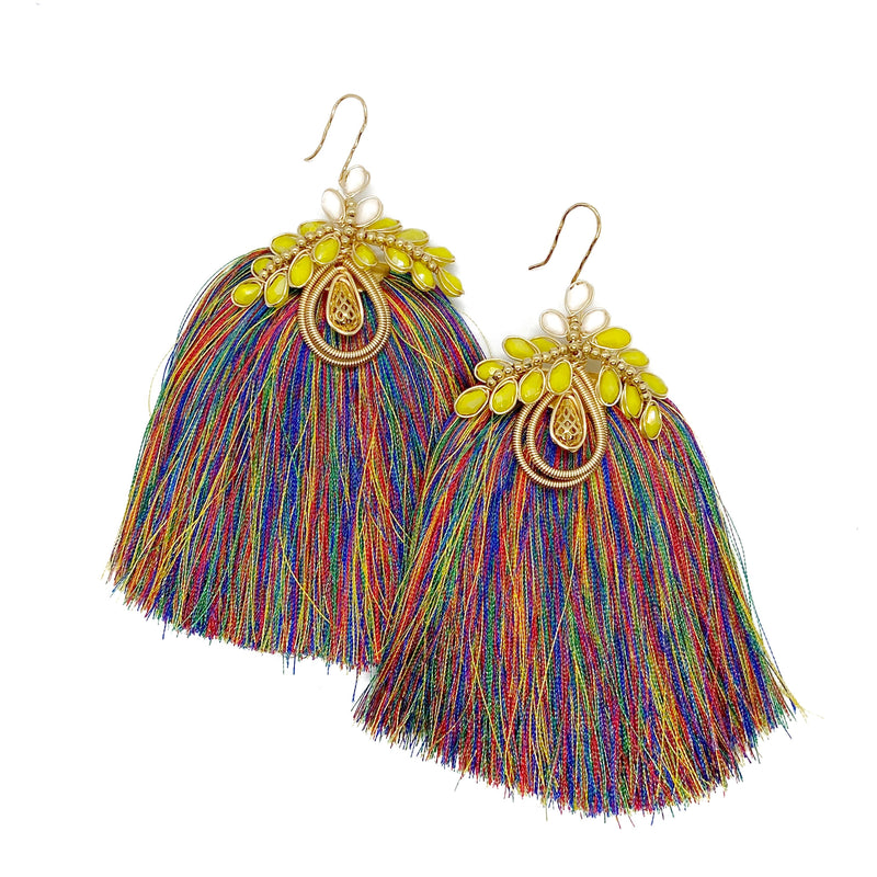 Gaviota Waterfall Tassels