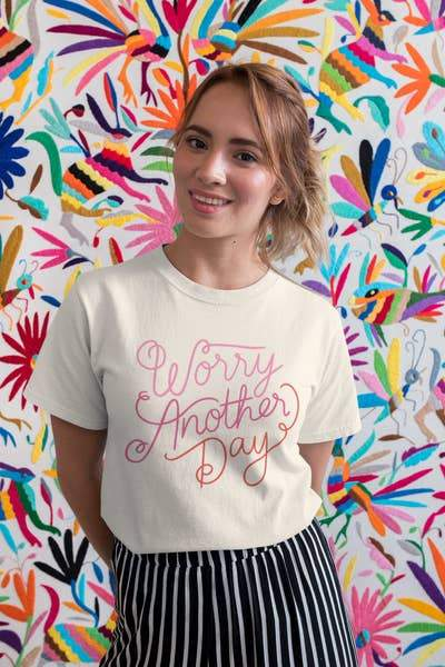 Worry Another Day Graphic Tee