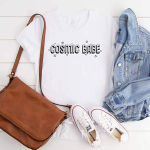 Cosmic Babe Graphic Tee