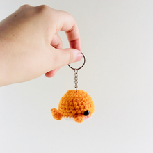 Load image into Gallery viewer, Moosh Moosh The Whale Key Chain