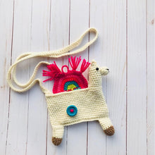 Load image into Gallery viewer, No Drama Llama Purse
