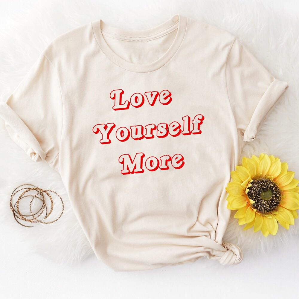 Love Yourself More Graphic Tee