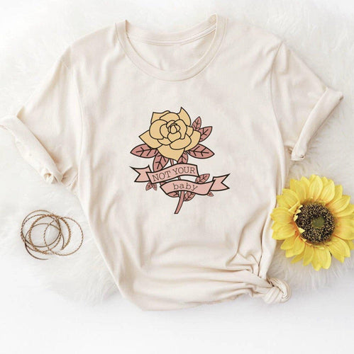 Not Your Baby Graphic Tee