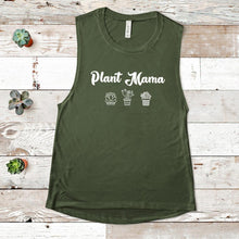 Load image into Gallery viewer, Plant Mama Muscle Tank
