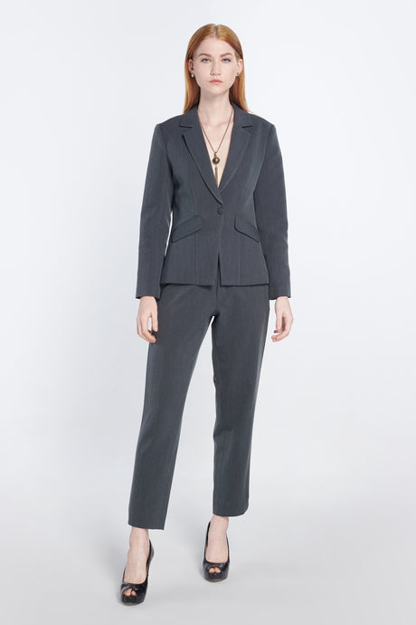 Lady Boss Single Breasted Blazer