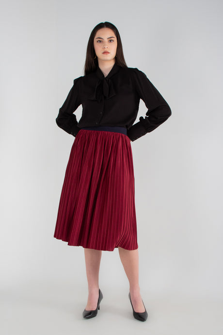 Phoenix Pleated Skirt