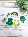 DIY Paint Kit St. Patrick's Day Kid's Kit Arts and Craft