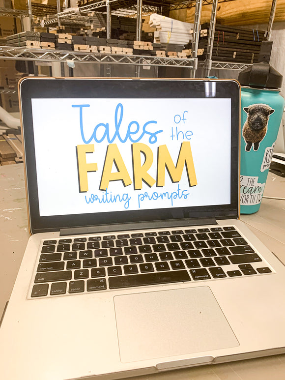 Tales of the Farm Writing Prompts