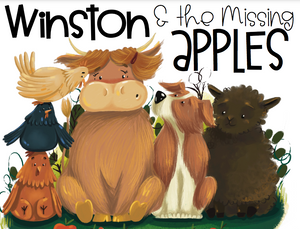Winston and the Missing Apples Book Teaching Lesson Plans