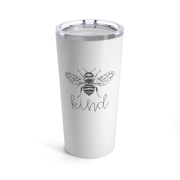 Bee Kind Tumbler 20oz