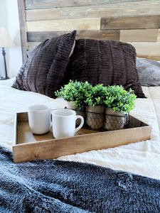 Farmhouse Bed Tray