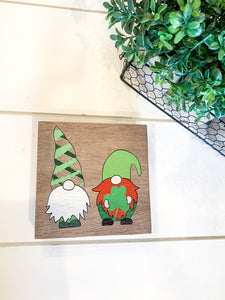 Gnomes; St. Patrick's Day Decor