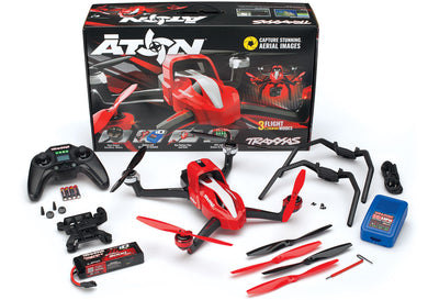 Traxxas TRA7908_US Aton Quad Rotor Helicopter