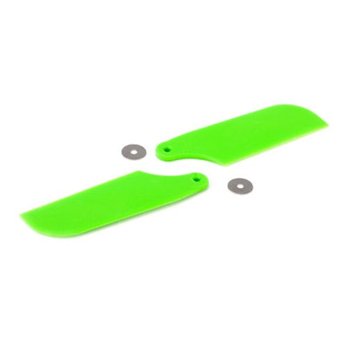 Blade BLH1671GR Green Tail Rotor Blade: Blade 450 3D, Blade 400