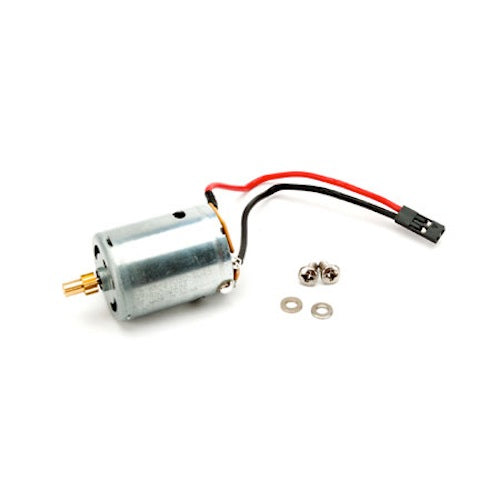 Blade BLH2110 Lower Main Rotor Motor w/Pinion and Hardware: Blade CX4