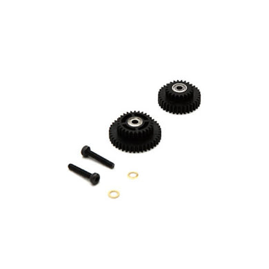 Blade BLH2516 Gear Drive Reduction Set: Micro Apache AH-64