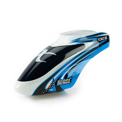 Blade BLH3722A Blue/White Option Canopy: 130 X