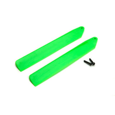 Blade BLH3908GR Green Hi-Performance Main Rotor Set: mCP X BL