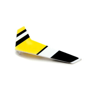 Blade BLH3910 Yellow & Black Stock Tail Fin: mCP X BL