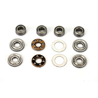 Blade BLH4504 Main Blade Grips Ball Bearing Kit: 300 X & 230 S