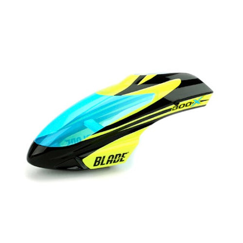 Blade BLH4542A Black/Yellow Optional Canopy/Body: 300 X