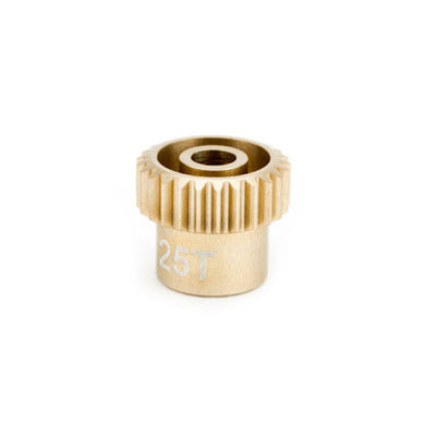 Calandra Racing CLN64025 Gold Standard Pinion Gear 64P/Pitch 25T/Tooth