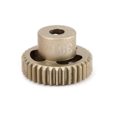 Calandra Racing CLN64035 Gold Standard Pinion Gear 64P/Pitch 35T/Tooth