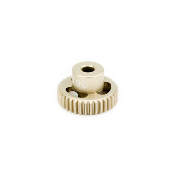 Calandra Racing CLN64036 Gold Standard Pinion Gear 64P/Pitch 36T/Tooth