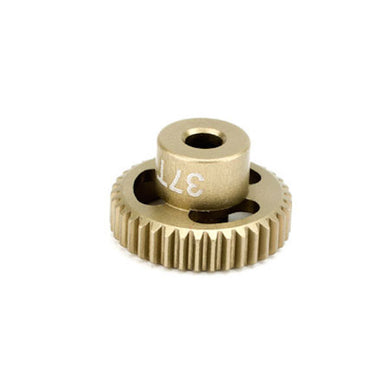 Calandra Racing CLN64037 Gold Standard Pinion Gear 64P/Pitch 37T/Tooth