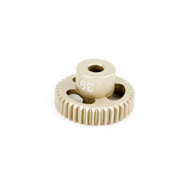 Calandra Racing CLN64039 Gold Standard Pinion Gear 64P/Pitch 39T/Tooth