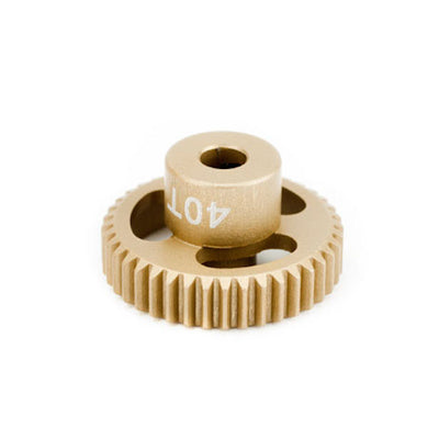 Calandra Racing CLN64040 Gold Standard Pinion Gear 64P/Pitch 40T/Tooth
