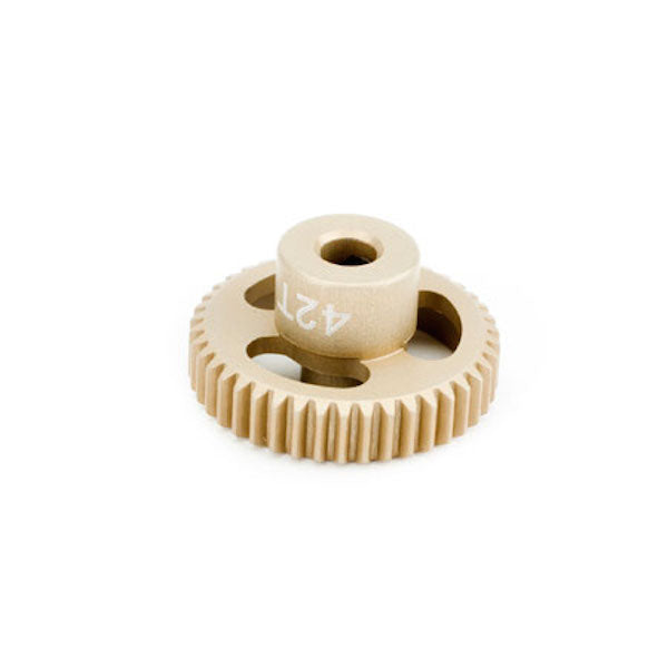 Calandra Racing CLN64042 Gold Standard Pinion Gear 64P/Pitch 42T/Tooth