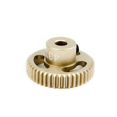 Calandra Racing CLN64043 Gold Standard Pinion Gear 64P/Pitch 43T/Tooth