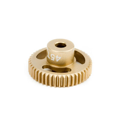 Calandra Racing CLN64045 Gold Standard Pinion Gear 64P/Pitch 45T/Tooth